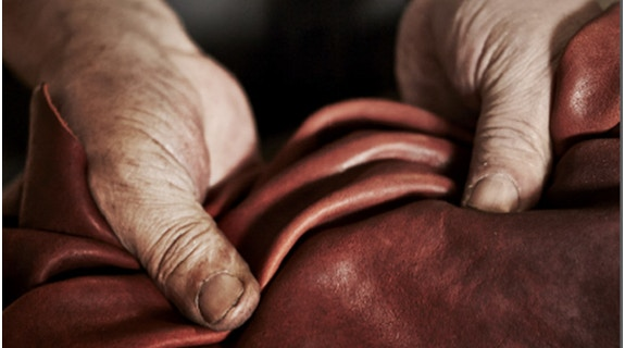 Tempesti : where leather gets better with age