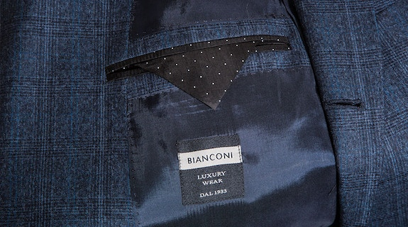 Bianconi: the jacket that gets you